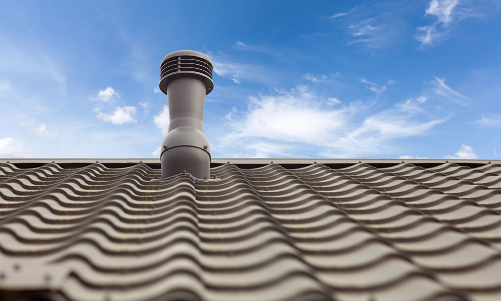 roof turbine replacement